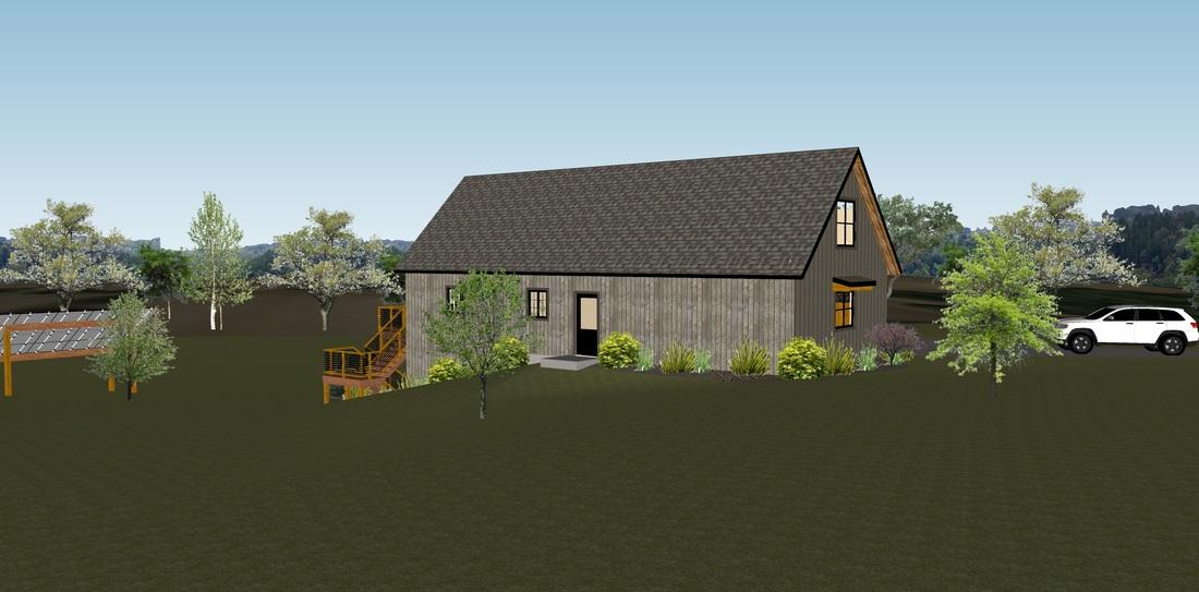 Retreat Series Net Zero Energy Homes Ssdbuild