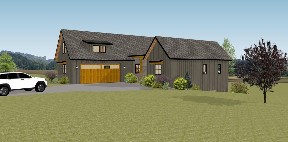Retreat series net zero energy homes ssdbuild - Large summer houses energizing retreat ...